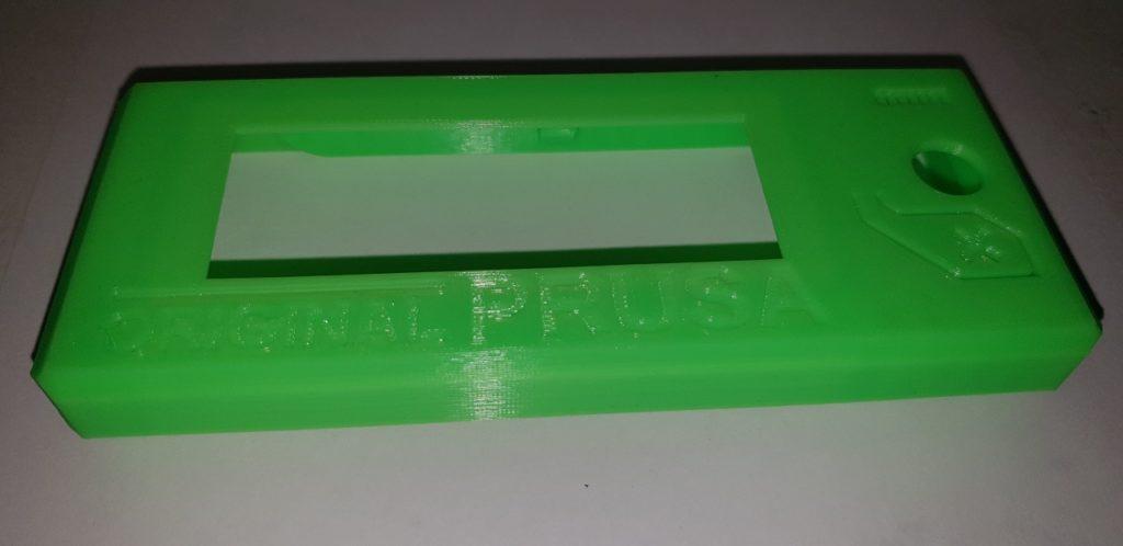 Prusa MK3 LCD Cover 2