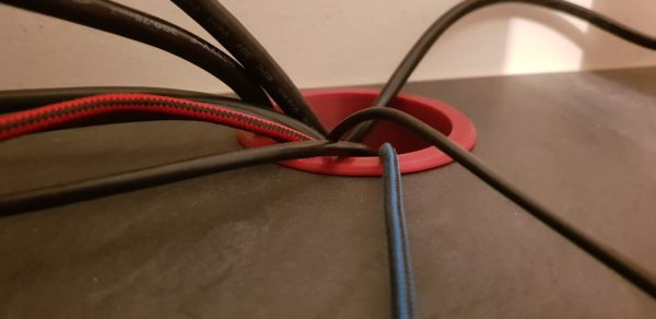 Desk Cables Cover